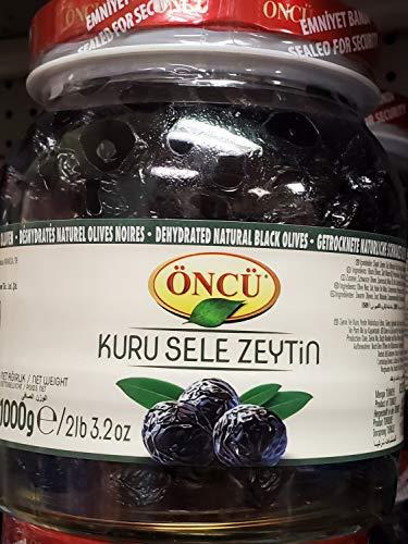 Oncu Kuru Sele Zeytin Dried Black Olive 1kg