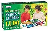 Millennium Snakes & Ladders Ludo