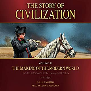 The Story of Civilization, Volume III cover art