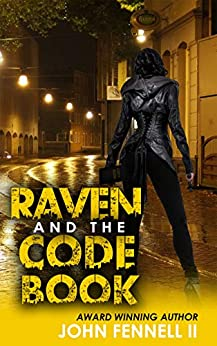 Raven and the Code Book by [John Fennell]