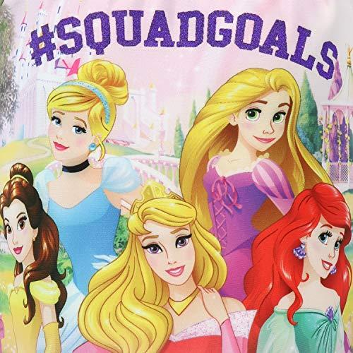 Disney Costume da Bagno per Ragazze Principesse Rosa 2-3 Anni