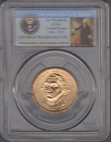 2007 P Washington Presidential $1 Superb Gem Uncirculated PCGS