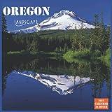 Oregon Landscape Calendar 2022: Official Oregon State Calendar 2022, 16 Month Calendar 2022