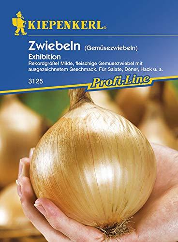 Gemüsezwiebeln Exhibition