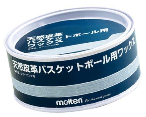 molten(モルテン)バスケットボール 天然皮革用 ワックス BC0010の詳細を見る