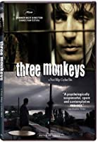 Three Monkeys [DVD] [Import]