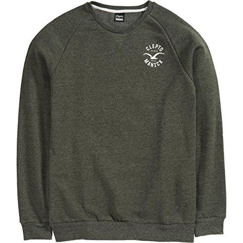 Cruiser Sweatshirt Größe: S Farbe: Olive