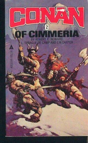 Conan 02/of Cimmeria 0441115950 Book Cover