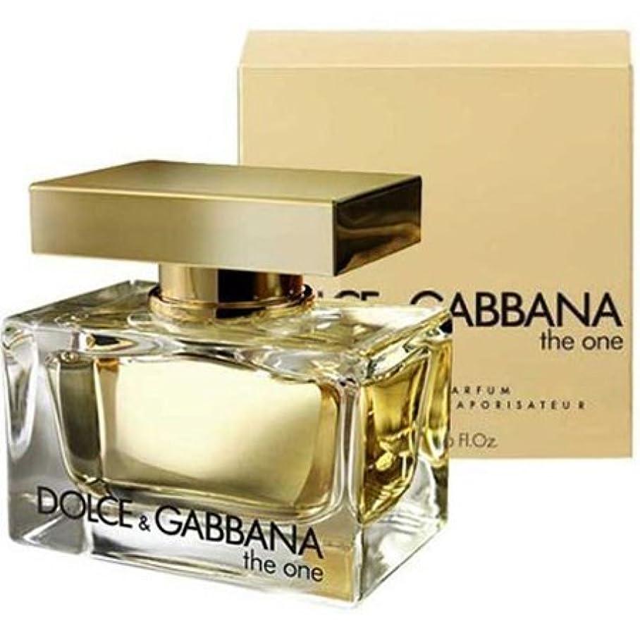 著作権溶接分岐するDolce&Gabbana(ドルチェ&ガッパーナ) ザ ワン オードパルファムスプレー 75ml/2.5oz [並行輸入品][海外直送品]