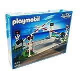 PLAYMOBIL® 4306 - Beschrankter Bahnübergang