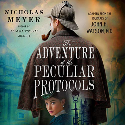 The Adventure of the Peculiar Protocols cover art