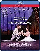 Ashton: Rhapsody / Two Pigeons [Blu-ray]