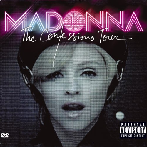 The Confessions Tour [CD & DVD]