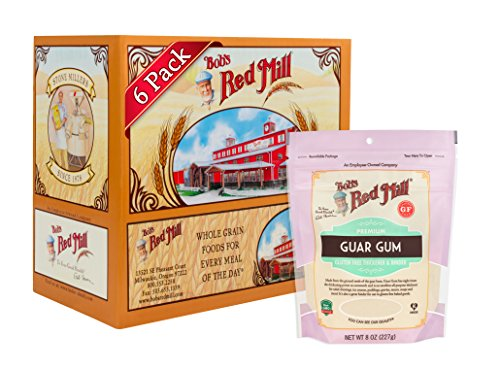 Bob's Red Mill Guar Gum, 8 Ounce (Pack of 6)