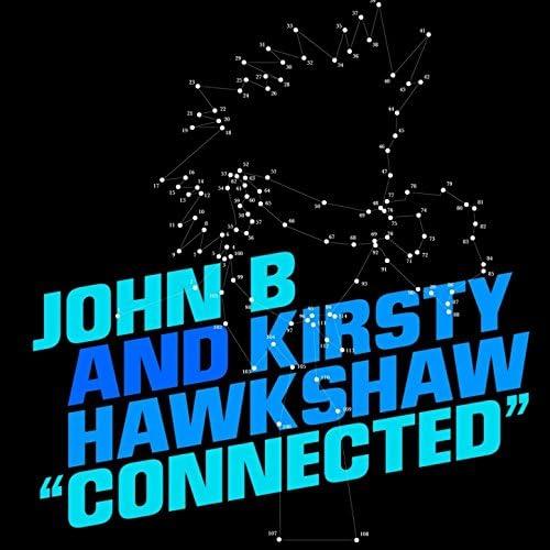 John B & Kirsty hawkshaw