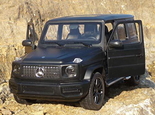 WIM-Modellbau RC Mercedes Benz G63 AMG mit LICHT Länge 34cm Ferngesteuert 2,4GHz