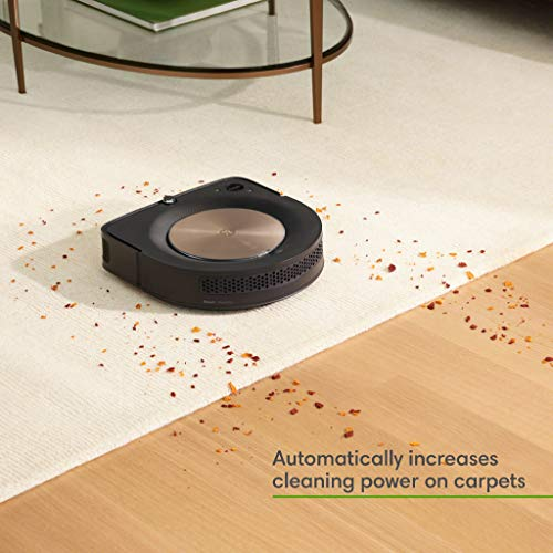 iRobot Roomba s9+ (9550) Robot Vacuum with Automatic Dirt Disposal- Empties itself, Wi-Fi Connected,...