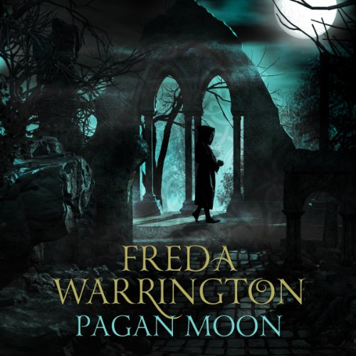 Pagan Moon audiobook cover art