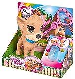 Simba 105893460 Chi Chi Love Pii Pii Puppy - Perro para pasear al Perro, Hace Pipi, a Partir de 3...