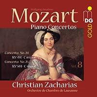 Piano Concertos Vol. 8