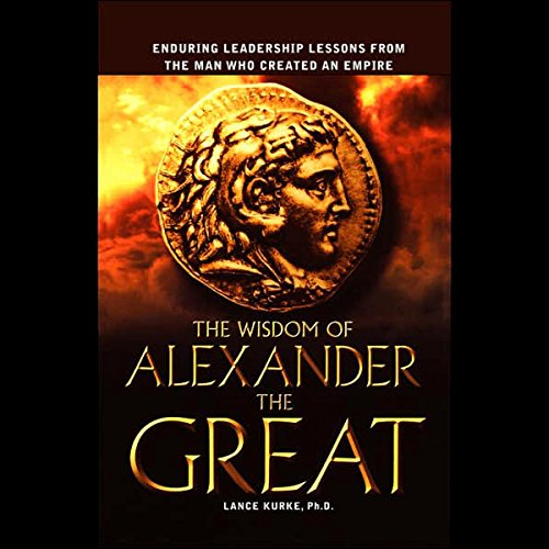 The Wisdom of Alexander the Great audiobook cover art
