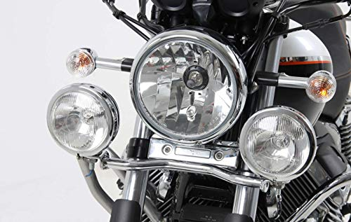 Hepco&Becker Twinlight Set fari supplementari per Moto Guzzi Nevada 750 Anniversario dal 2010
