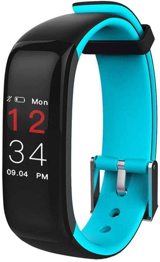 TWDYC Fitness Low Year-end gift price Tracker Heart Rate Monitor with Watch Sleep Activi