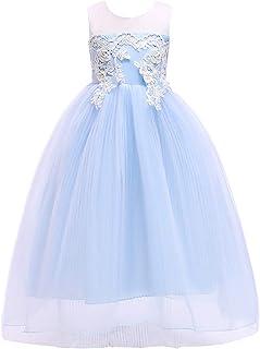 LYQ 子供用スカート子供用ドレスふわふわドレス2019子供用ドレスロングスカートクリスマス (色 : ライト?ブラウン, サイズ : 120cm)
