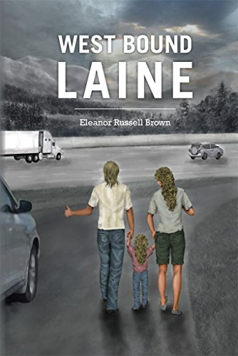 Book: West Bound Laine by Eleanor Russell Brown
