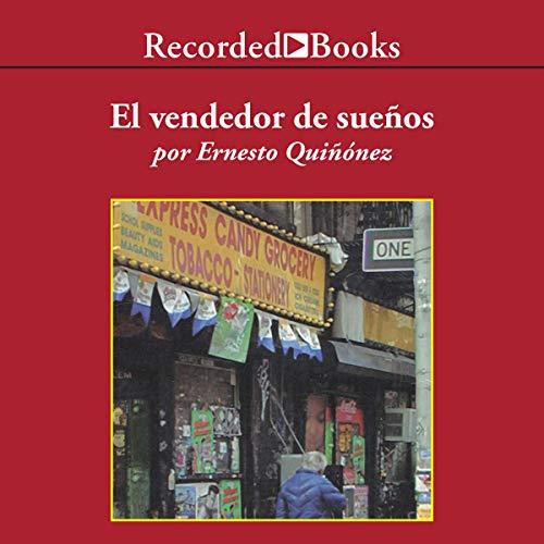 El Vendedor de Suenos - Bodega Dream (Texto Completo) audiobook cover art