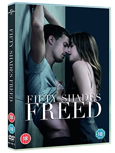 Fifty Shades Freed (DVD) [2018]