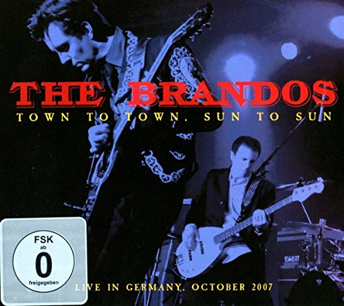 Live in Germany-Town to Town,Sun to Sun