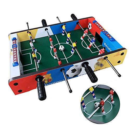 ZY Mini Kicker Tisch Set Tischfußball Sets Kicker Spiel Fußbälle Maschinen Spielzeug Geeignet Für Eltern Kind Unterhaltung