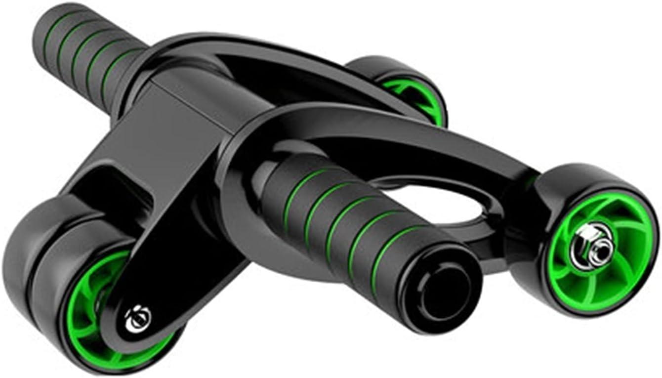 EFDW Ab Roller Wheel, Abs Workout Equipment ,,4 Wheel Ab Ro