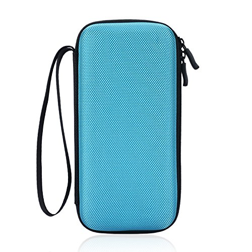 Esimen Hard Case for Texas Instruments TI-84 / Plus CE TI-83 Plus Graphing Calculator Travel Bag Protective Pouch Box -Extra Room for Pen and Accessory Photo #6