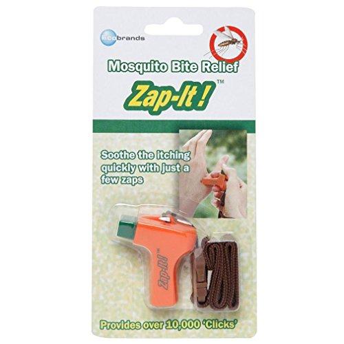 ZAP-IT! Soulagement des piqûres de moustiques - Action...