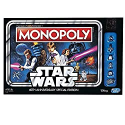 Best Star Wars Gift Ideas featured by top US Disney blogger, Marcie and the Mouse: Star Wars Monopoly