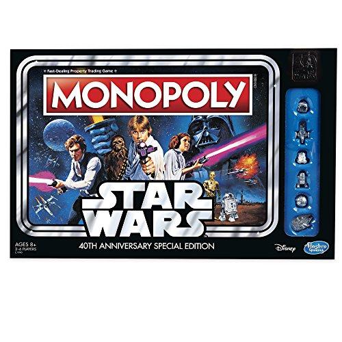 Monopoly: Star Wars Édition Spéciale 40e Anniversaire - 0