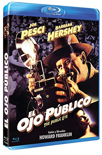 El Ojo Público BD 1992 The Public Eye [Blu-ray]