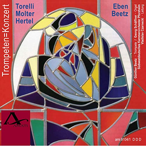 Trompeten = Konzert: Molter, Hertel, Et Al