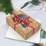 Zoom IMG-1 fanle scatole per biscotti natalizi
