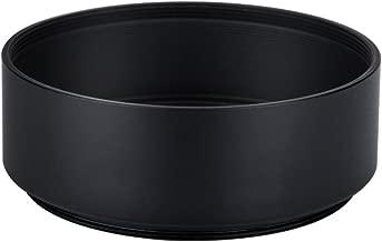 52mm lens hood metal