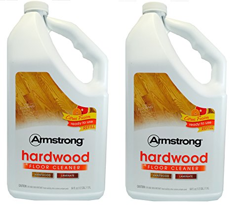 Armstrong 64 oz Hardwood Floor Cleaner Refill 1.9 L Citrus...