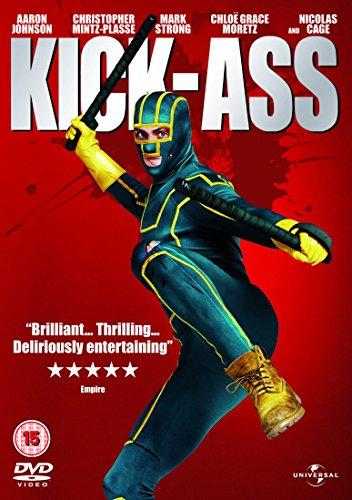 Kick-Ass [Edizione: Regno Unito] [Reino Unido] [DVD]