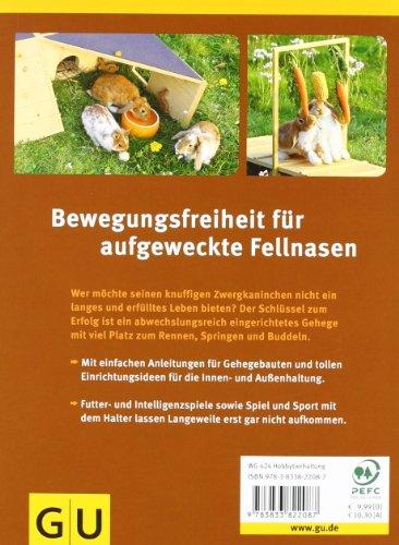 Spiel- und Wohnideen für Zwergkaninchen (GU Tier aktiv) - 2