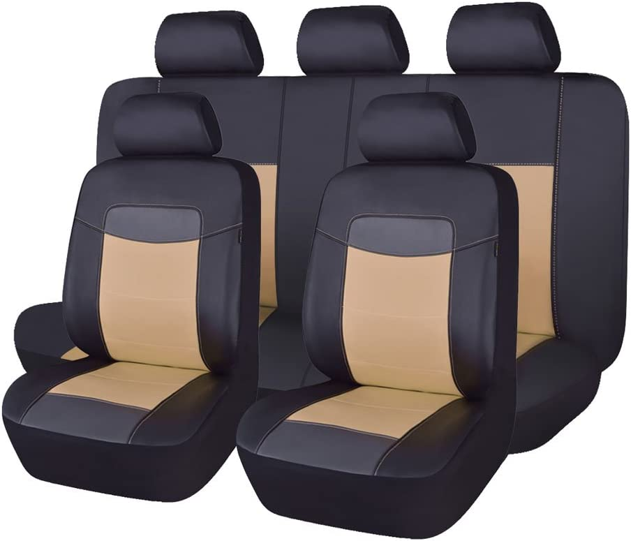 Flying Banner Car Seat Covers Full Seats New sales free shipping and Set Front Leat Rear