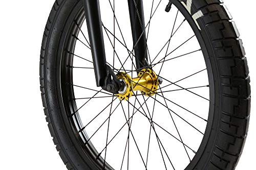 BMX Bikes Tribal Dragon BMX Bike – Matte Black
