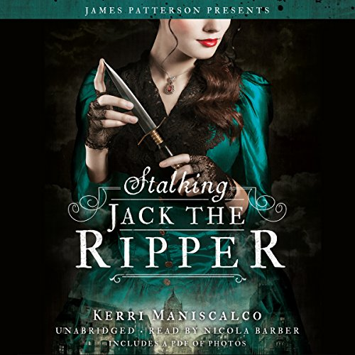 Stalking Jack the Ripper audiobook cover art