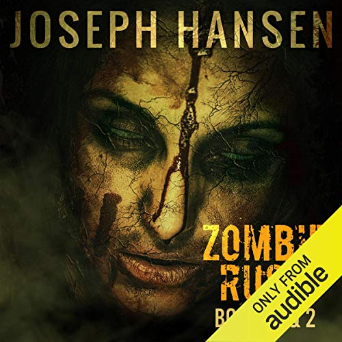 Zombie Rush: Books 1 and 2 cover art