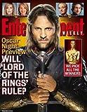 Viggo Mortensen Cover Entertainment Weekly...